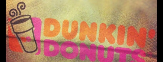 Dunkin' Donuts is one of Places for the soul.