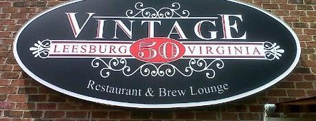 Vintage 50 is one of Breweries.