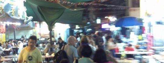 Temple Street Night Market is one of Some cool places in China.