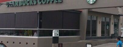 Starbucks is one of Tempat yang Disimpan Lucila.