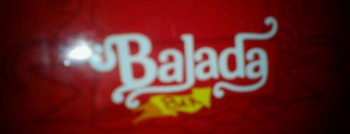 Balada Bar e Petiscaria is one of Rio Grande do Norte.