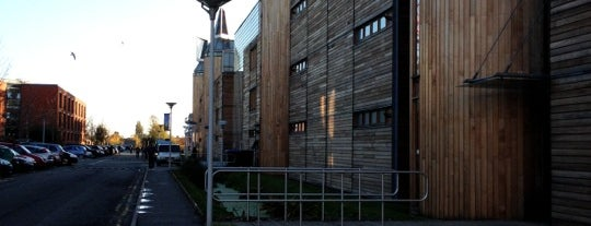 The Atrium is one of Nottingham of University-Places you should visit.