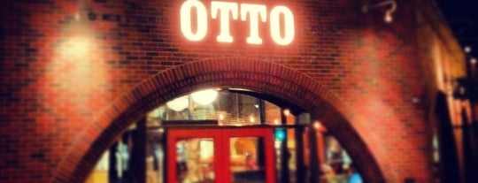 OTTO Pizza is one of Boston Places.