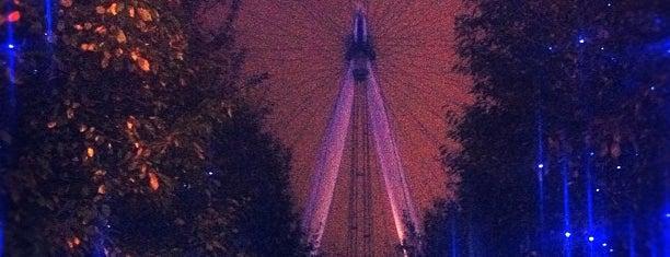 Лондонский глаз is one of London Diaries.