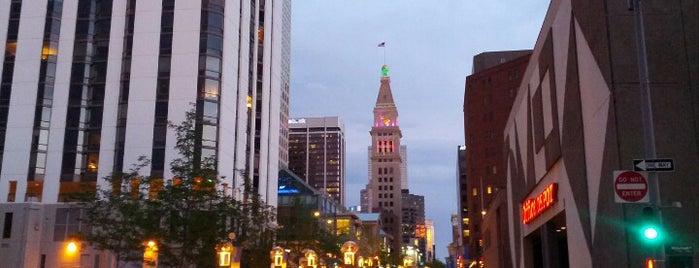 16th Street Mall is one of Travel Tips 2014: Denver.