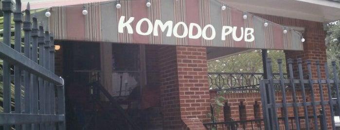 Komodo's Pub is one of Patio.