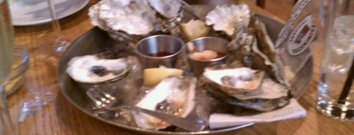Hank's Oyster Bar is one of Best of DC [Eat].