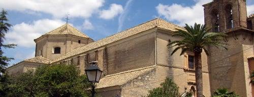Iglesia Conventual De La Madre De Dios is one of Que visitar en Lucena.