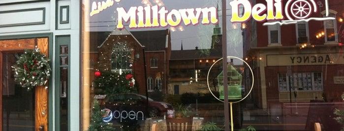 Lisa's Milltown Deli is one of PA - Montoursville.