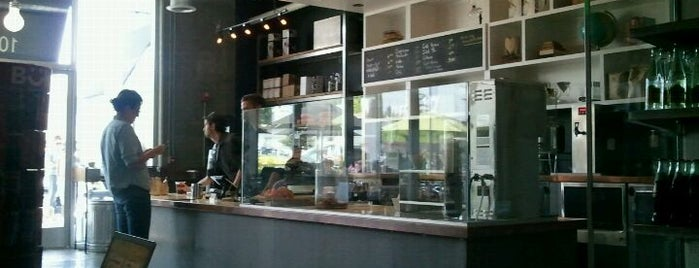 Coffee Commissary is one of BEST Coffee Spots in Los Angeles.