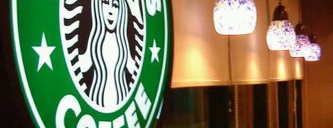 Starbucks is one of Coffee Obsession ☕.