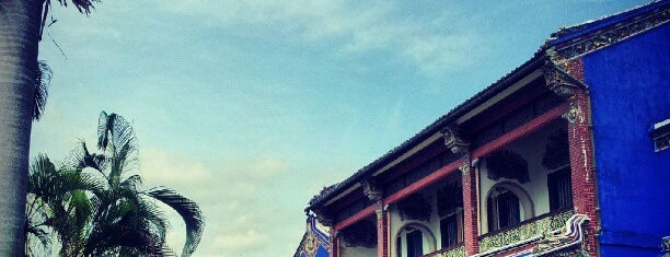 Cheong Fatt Tze Mansion (張弼士故居) is one of Penang by T+LW.