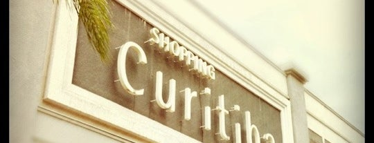 Shopping Curitiba is one of 'Must-visit' Shoppings de Curitiba.