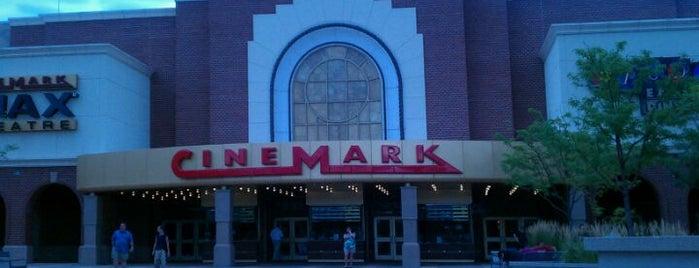 Cinemark is one of Ian'ın Beğendiği Mekanlar.