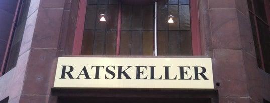 Der Andechser im Ratskeller is one of Tomek: сохраненные места.