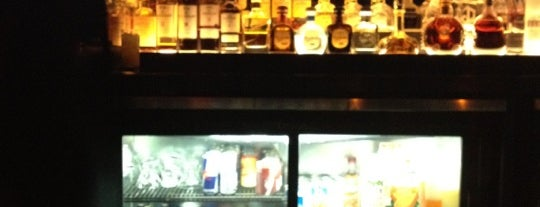 Zebra Lounge is one of Bar Scene.