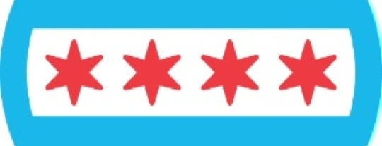 Chicago Velo Campus is one of #4sqCities Badges 1.