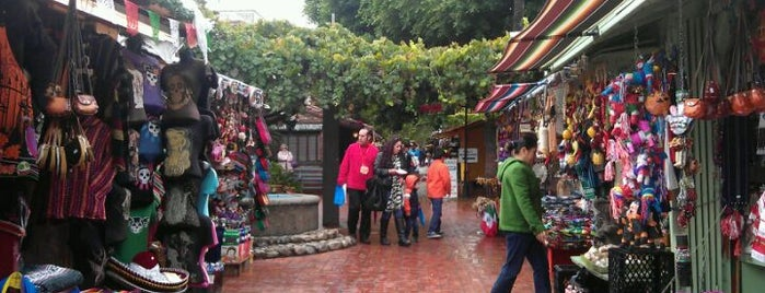 Olvera Street is one of Essential Los Angeles.
