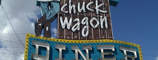 Davies Chuck Wagon Diner is one of Denver.