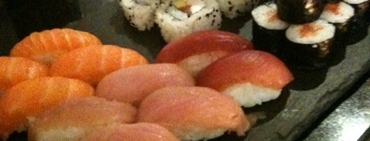 Sensations Sushi Marbella is one of Malaga Specials.