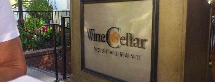 Wine Cellar is one of San Francisco-Foodie-Must-Try.