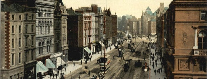 Westmoreland Street is one of Dublin.