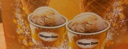 Häagen-Dazs is one of Mexico City Dessert.