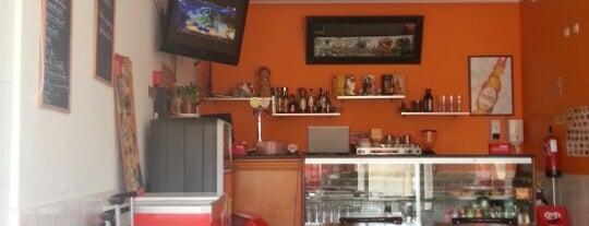 Fonte da Mina is one of Restaurantes.