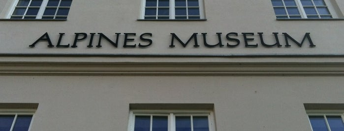 Alpines Museum is one of Munich And More.