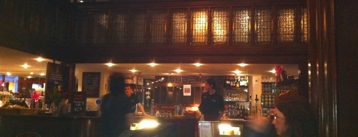Bewley's Café is one of Dublin City Guide.
