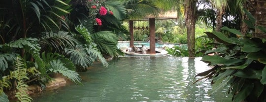 The Springs Resort and Spa San Carlos de La Fortuna is one of Visitar.