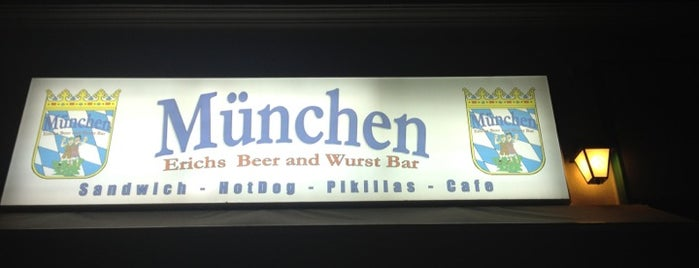München is one of Now Closed.