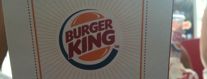 Burger King is one of Cyril 님이 좋아한 장소.
