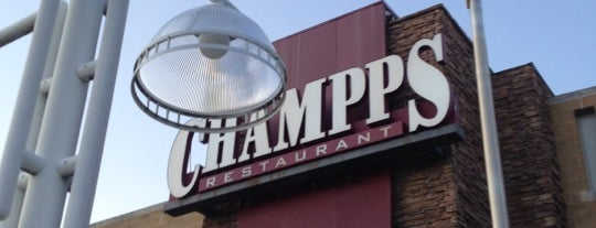 Champps is one of HoCo Spots.