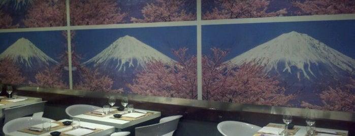 Bar Yoshi - Sushi Restaurant is one of Orte, die Essepunto gefallen.
