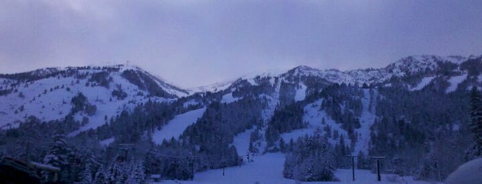 Jackson Hole Mountain Resort is one of Jackson Hole, WY.
