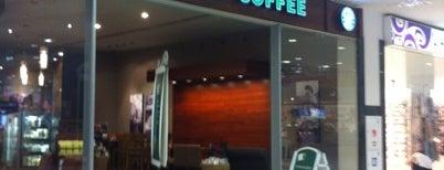 Starbucks is one of Tempat yang Disukai Катя.