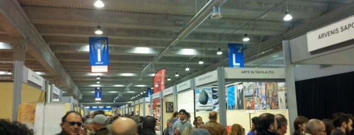 Fiera Di Cremona is one of FIERE2012.