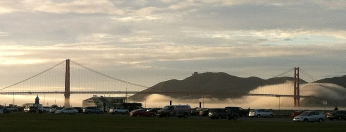 Crissy Field is one of Great City By The Bay - San Francisco, CA #visitUS.