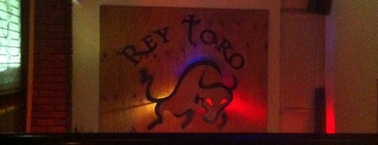 Rey Toro Restobar is one of Pubs, Bares, Restaurant, Resto Bar y Discoteque..