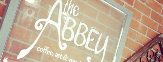 The Abbey Coffee, Art & Music Lounge is one of Worldwide Coffee Guide.