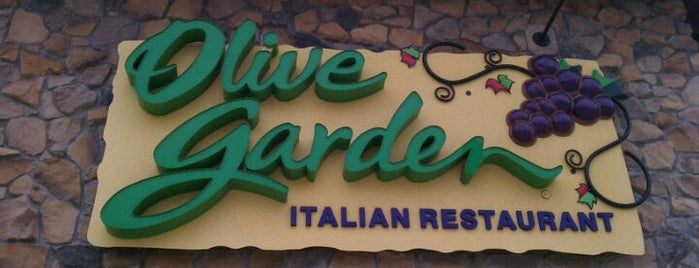 Olive Garden is one of Shreyasさんの保存済みスポット.