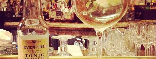 Petrossian Bar & Lounge is one of Vegas.
