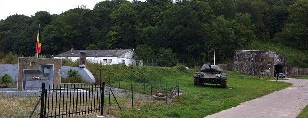 Fort d'Eben-Emael is one of Uitstap idee.