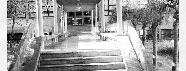 Elektrik - Elektronik Mühendisliği Bölümü is one of Best Of Middle East Technical University.