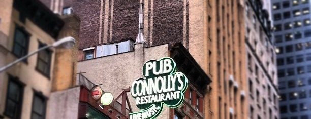 Connolly's Pub & Restaurant is one of I've Been Here.
