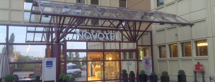 Hotel Novotel Budapest Congress is one of Lieux qui ont plu à Rita.