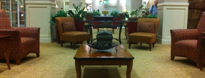 Holiday Inn Atlanta Airport South is one of Lugares favoritos de Kurt.
