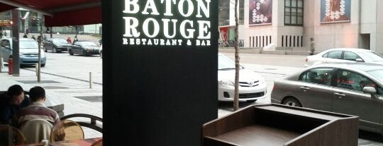 Bâton Rouge is one of Tempat yang Disukai Thomas.