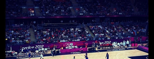 London 2012 Basketball Arena is one of Jonathanさんのお気に入りスポット.